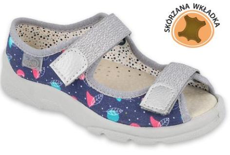 Befado sandały Maxi 869X144 (26-29)