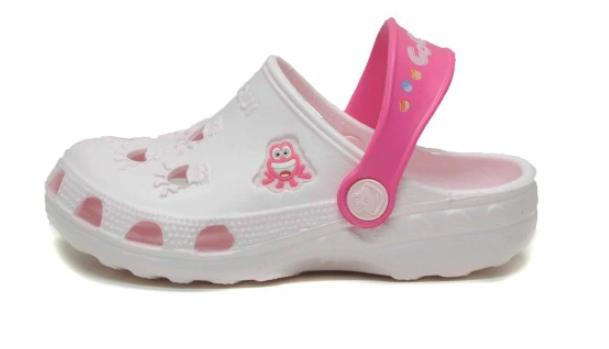 Coqui klapki Candy Pink 8701