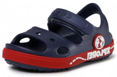 Coqui sandały Yogi Navy/Red (28/29-34/35)