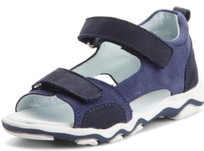 Mido Noster sandałki 31-05 granat-niebieski (28)