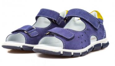 Mido Noster sandały 41-14 niebieski (33,35)