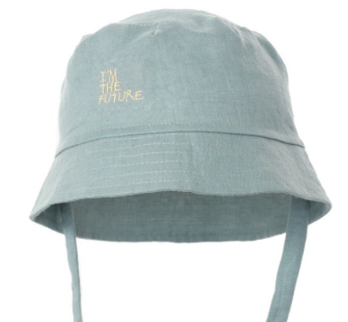 Pupill kapelusz Freddo niebieski