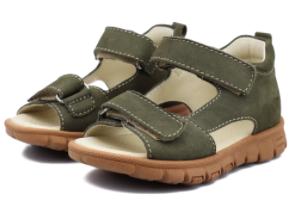 Mido Noster sandałki 31-25 khaki (28,29,30)