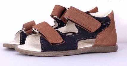 Mrugała Flo Blu 1305/8-73 sandały (31)